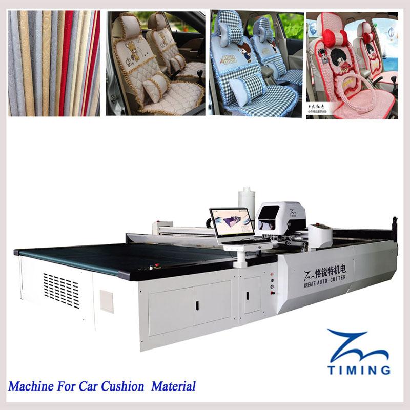 Machine For Car Cushion Material