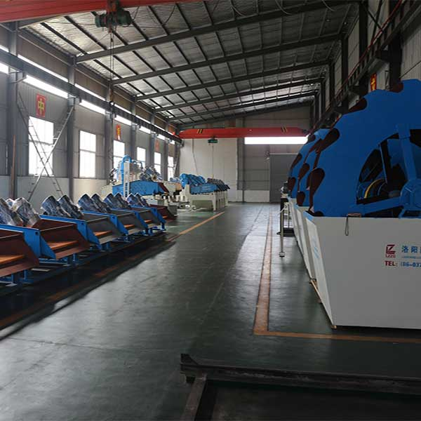 Longzhong products exhibition hall