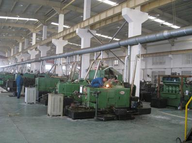 Cold forged workshop