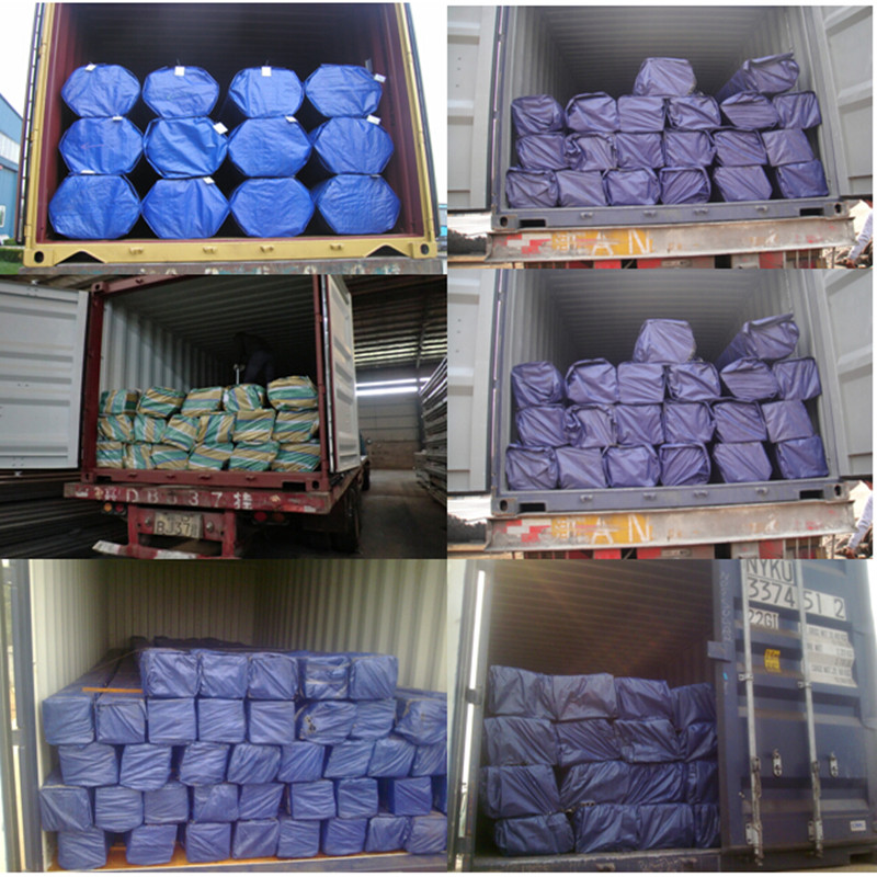 Pre-Galvanized Square Steel Tube Exported to Variouse Countries