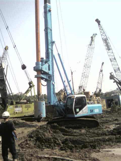 Drilling Rigs in Asia