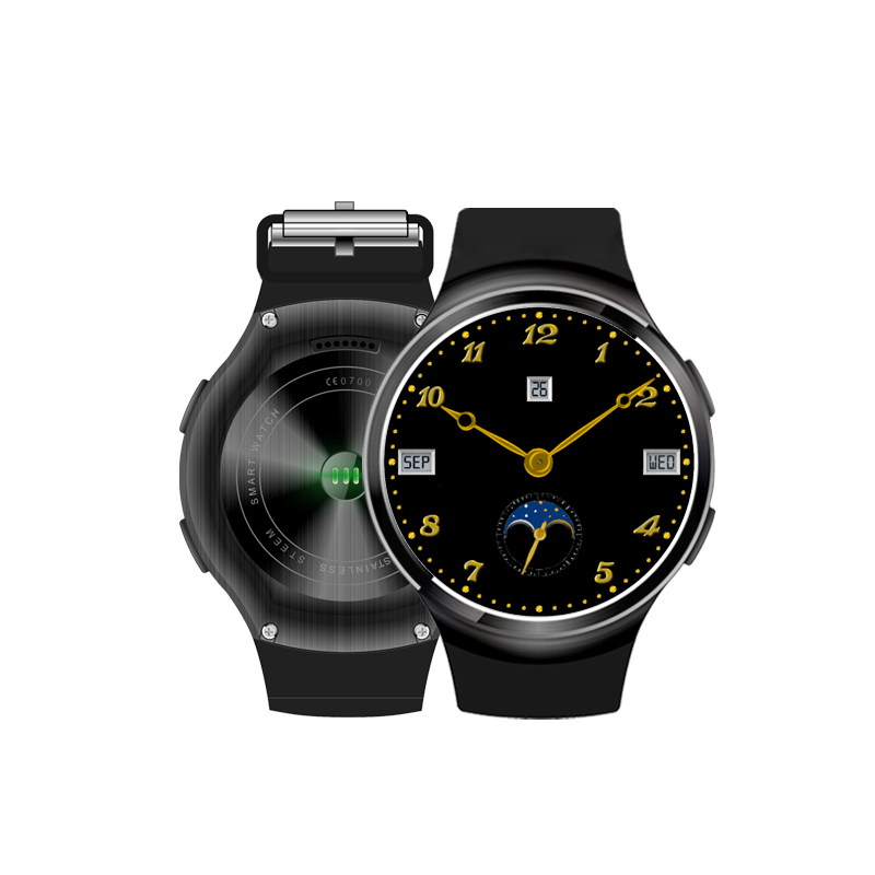 3G Smartwatch with Heart Rate Monitor
