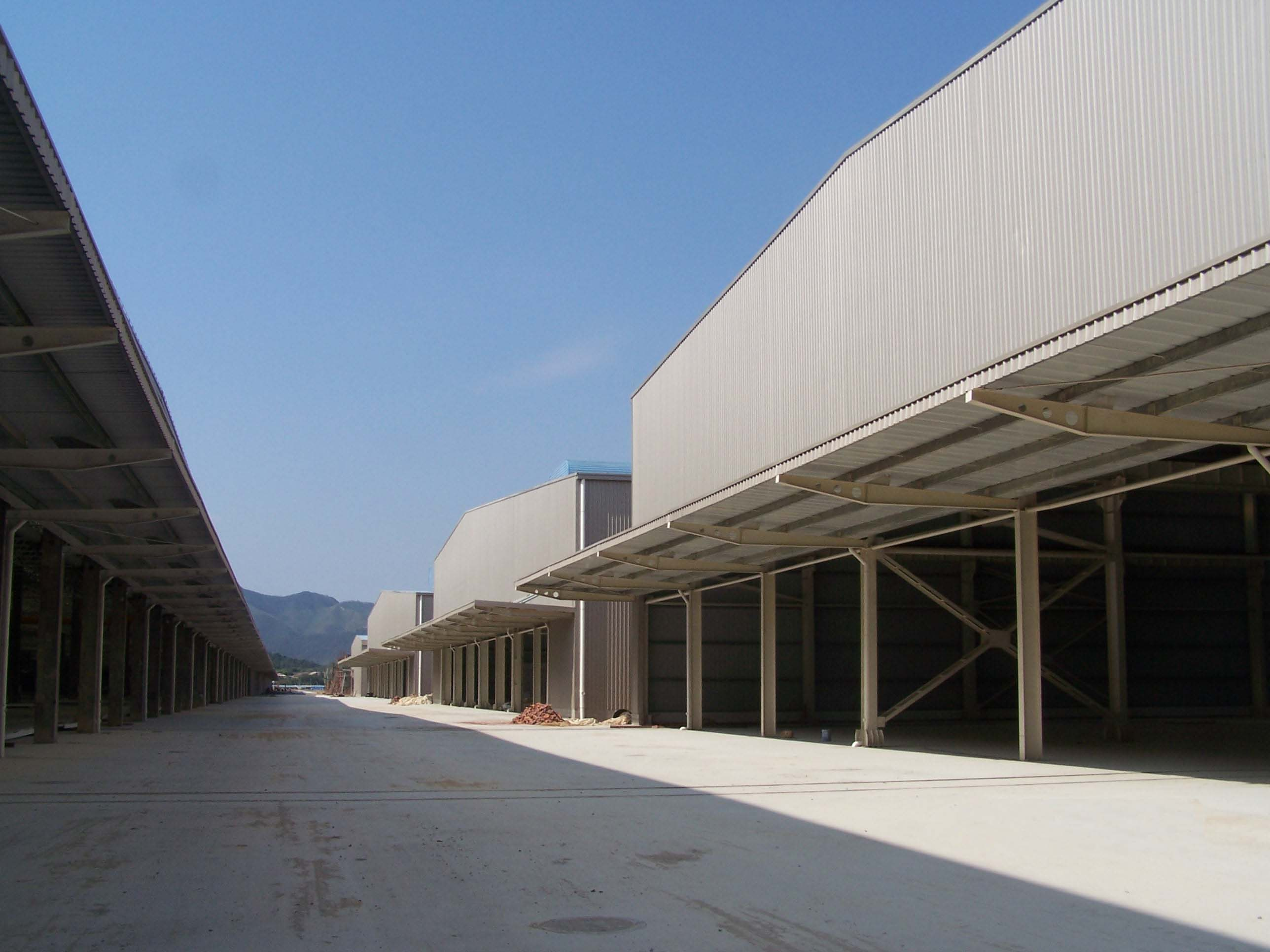 Asia Aluminium Factory Project