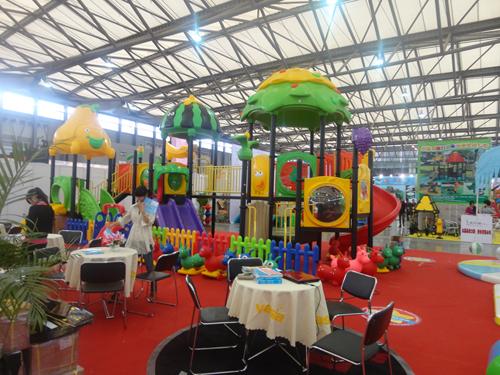 2012 Shanghai toys Fair in Oct 11-13rd.