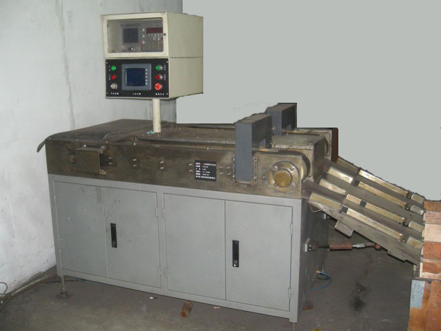 Hardness sorting machine