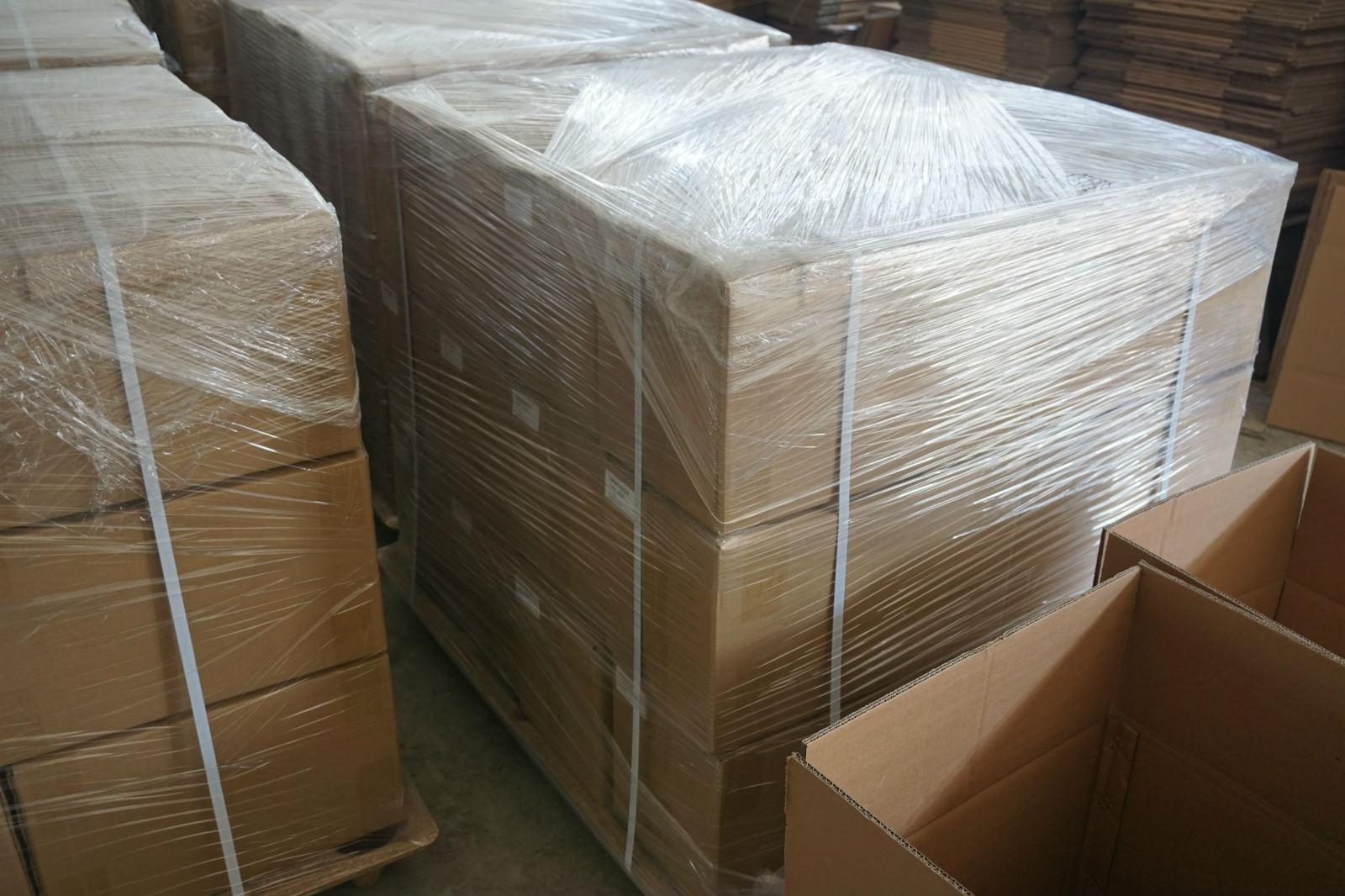 Packaging storage