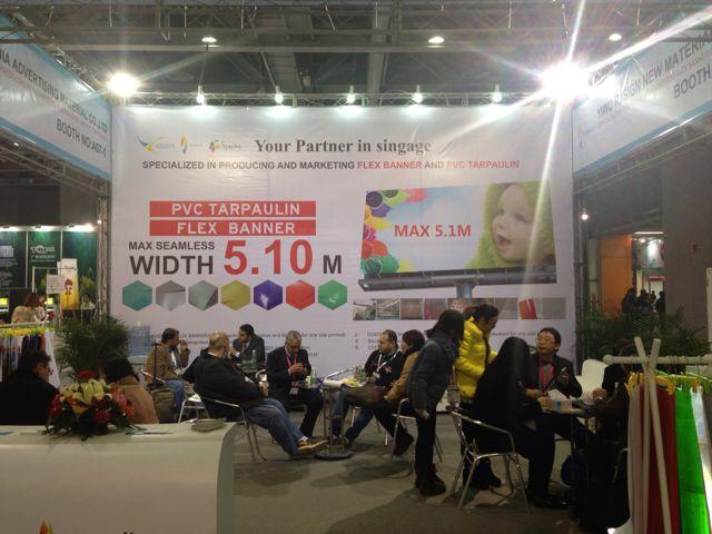 2014 Guangzhou DPES SIGN EXPO CHINA Fair