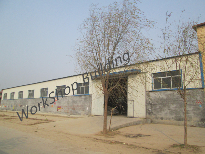 Workshop Building