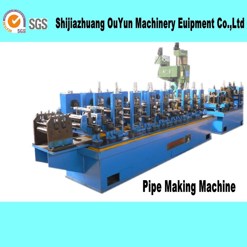 Pipe mill line
