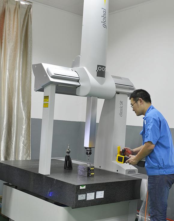 Three-Coordinates Measuring Machine