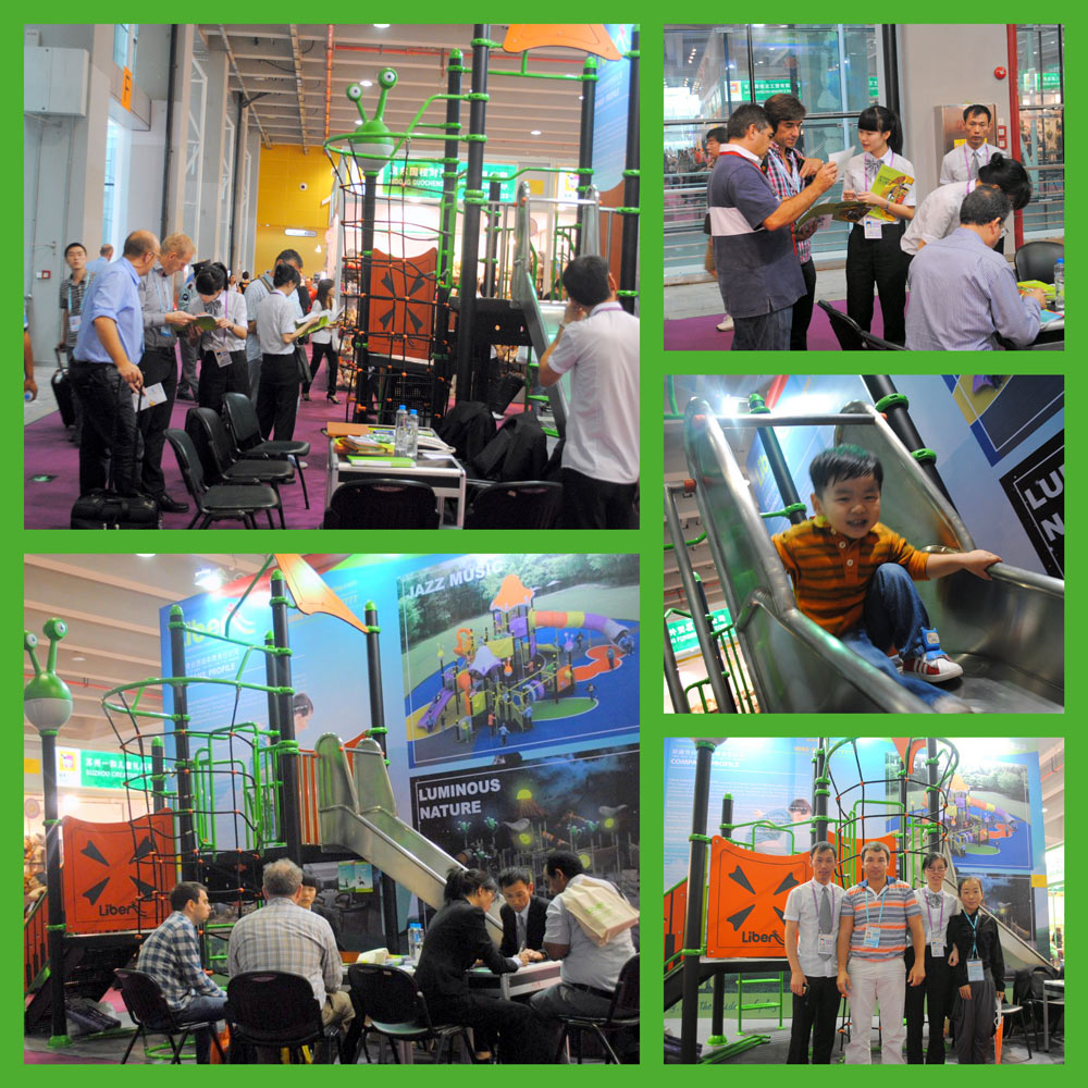 Liben attended the 110th Canton Fair Successfully