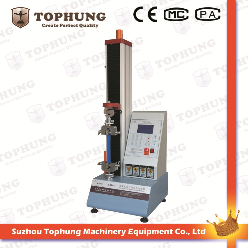 Single Column Tabletop Tensile Testing Machine