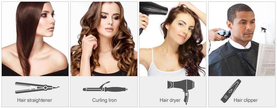 Salon Series for Beauty Hairs