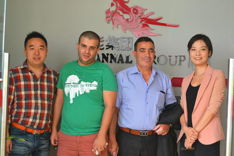 Client Factory Visit