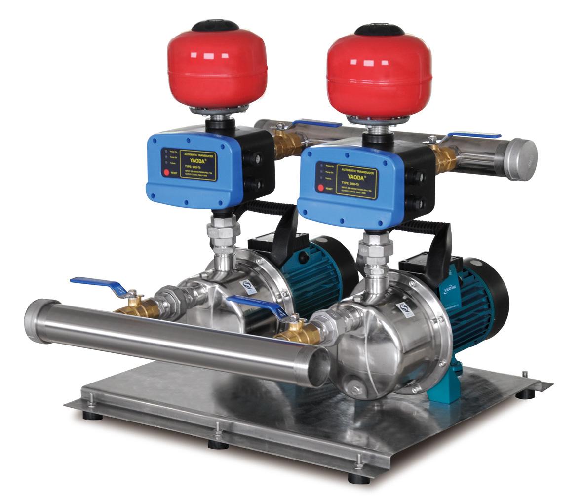 inverter pump group (SKD-70)