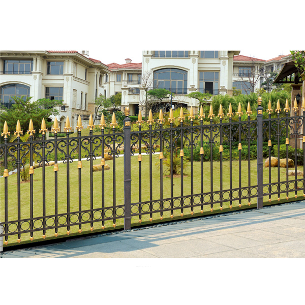 Aluminum Garden Fence for Villa