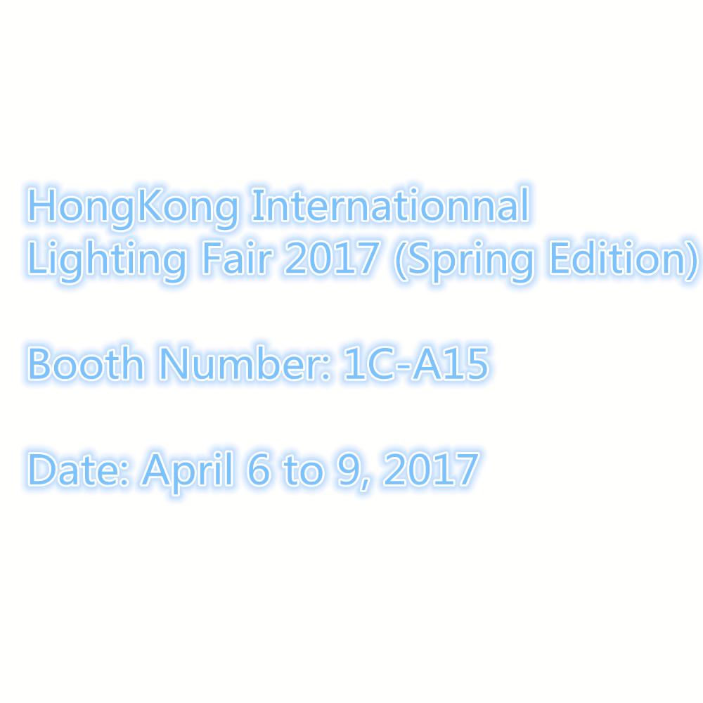 Hong Kong International Lighting Fair 2017 (Spring Edition)