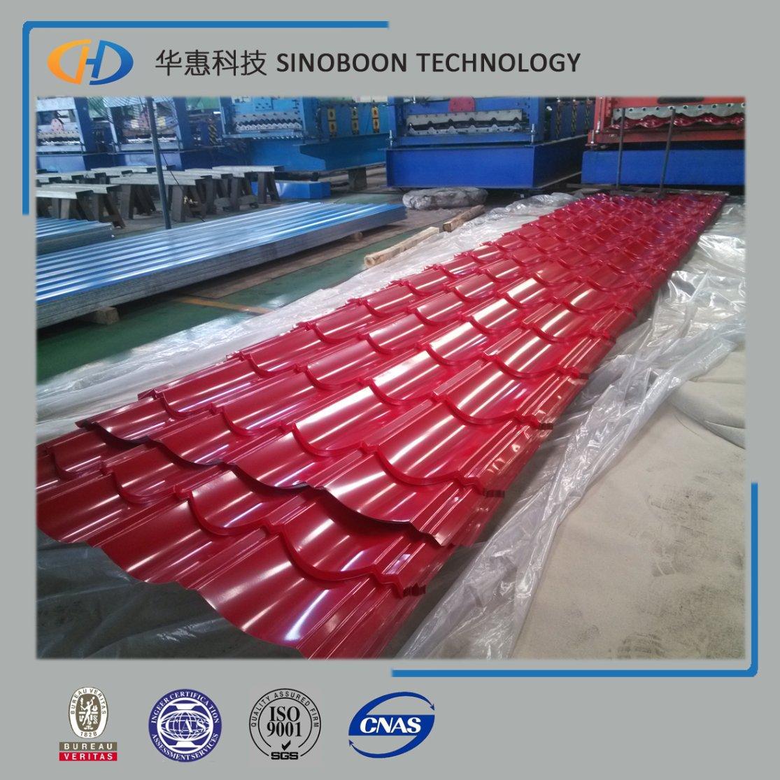 prepainted galvanized roofing sheet