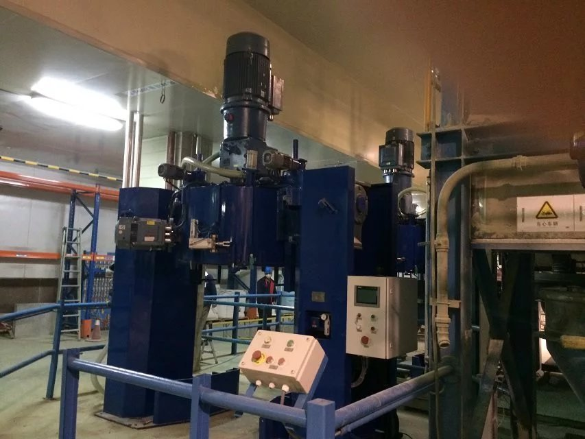 CM1000-CD Automatic Container Mixer