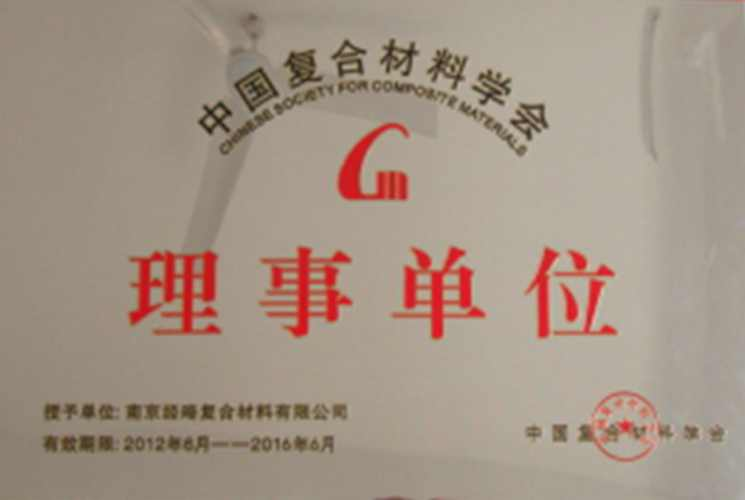 Council Member of CSCM(Chinese Society of Composite Materials)