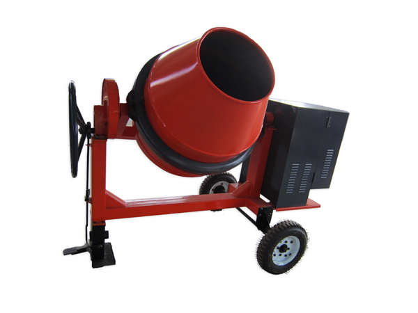 Newly designed industrial concrete mixer