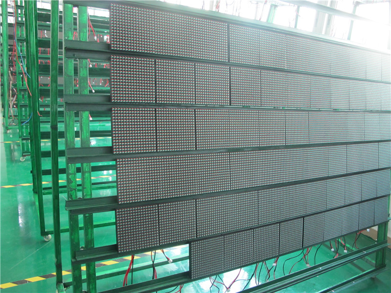 Outdoor/ Indoor Full Color LED Module (P3, P4, P5, P6, P8, P10, P12, P16 SMD/DIP)