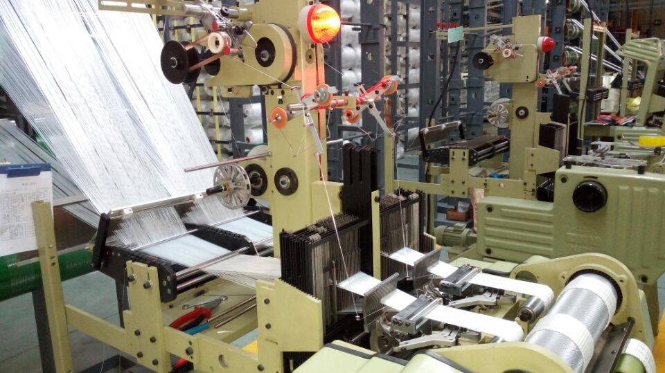 Webbing Belt Production Line