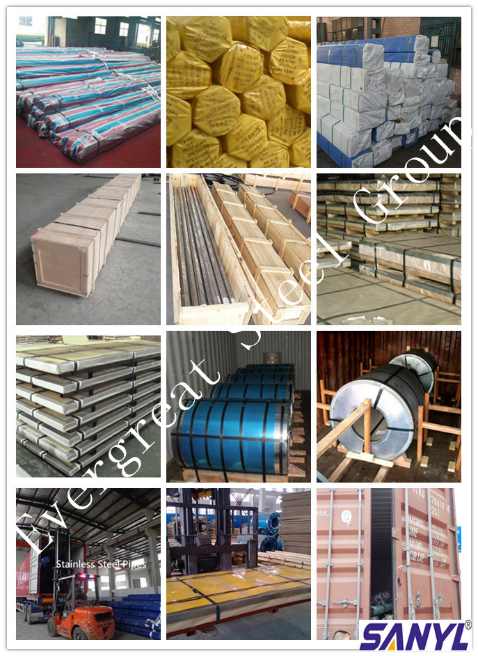 stainless steel pipe package