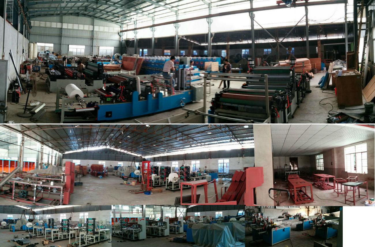 Tissue Paper Machine Factory