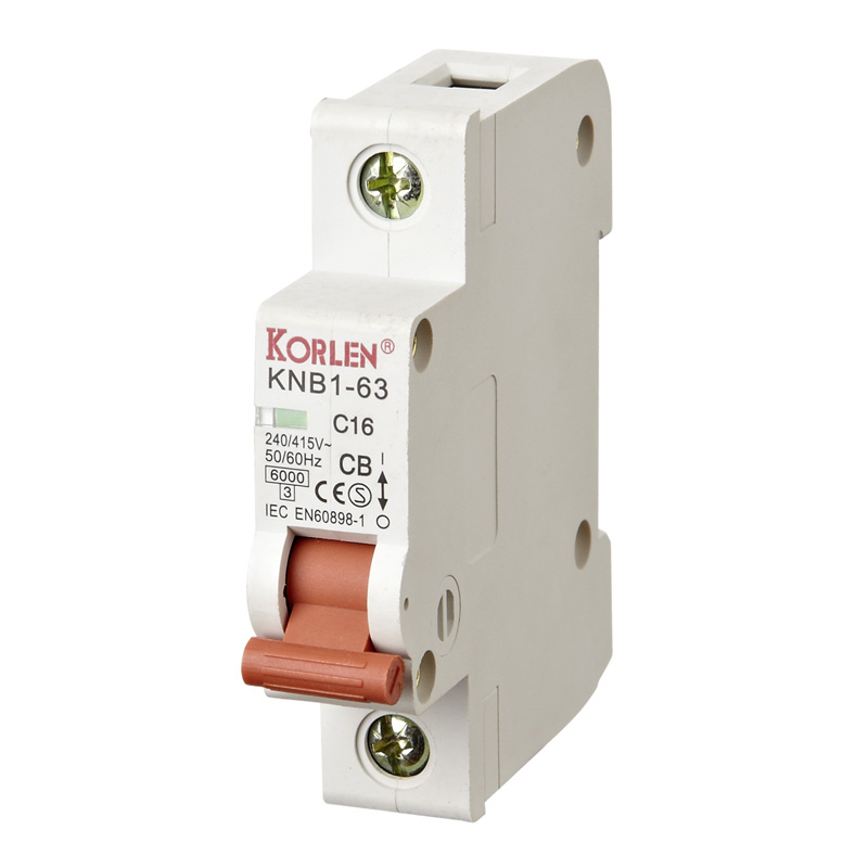 High Quality Mini Circuit Breakers (KNB1-63-2000)