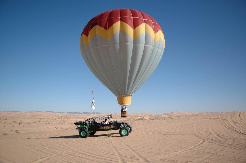 Off Racing Dune Buggy
