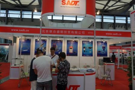 SADT attended Quality Control Fair 2015 in Shanghai in June