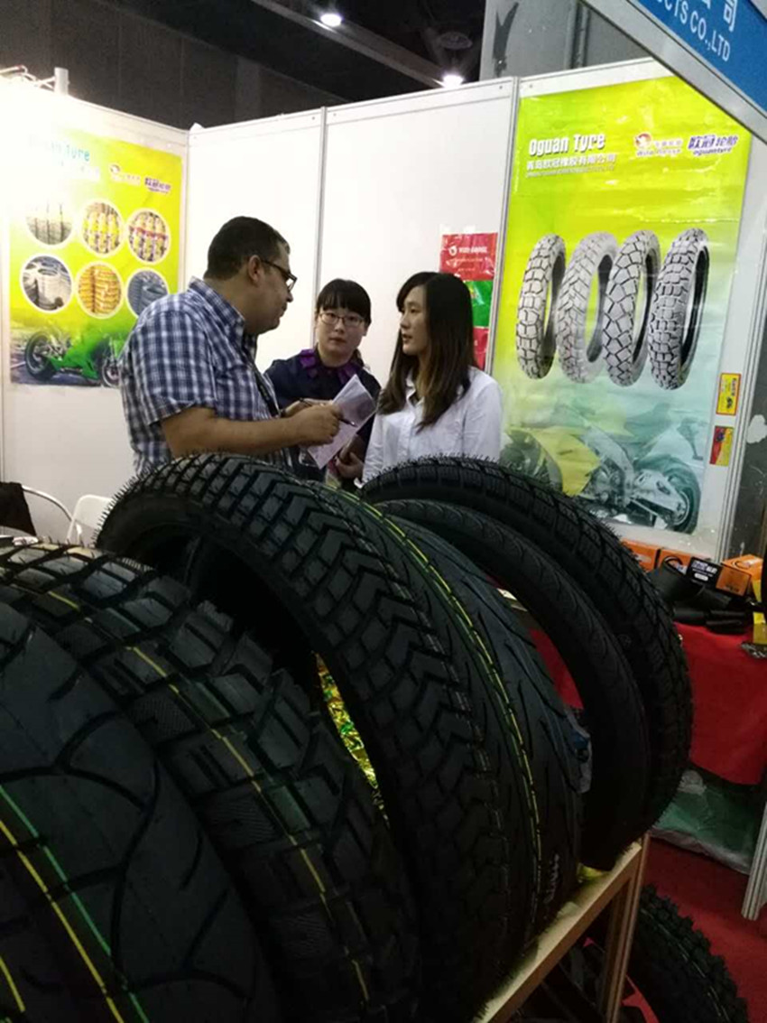 Motorcycle Tyre Of High Quality