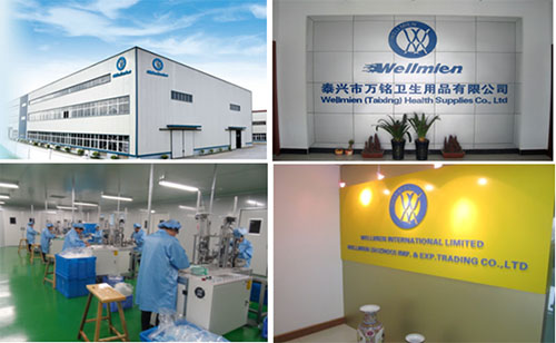 Wellmien moved to a new manufacturing facility at the end of 2013