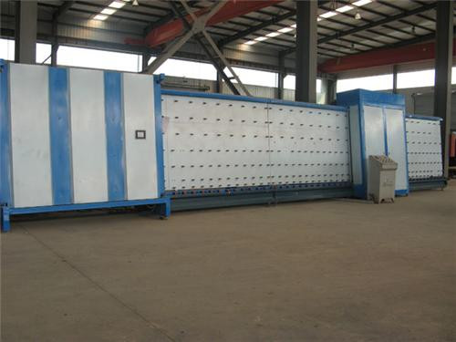 Toughened furnace