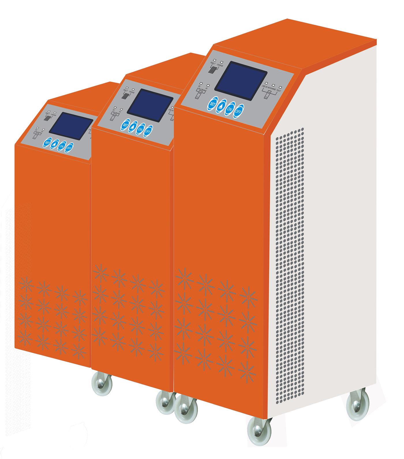 Hybrid Power Inverter 5kw Hybrid Solar Inverter off Grid for Home Use