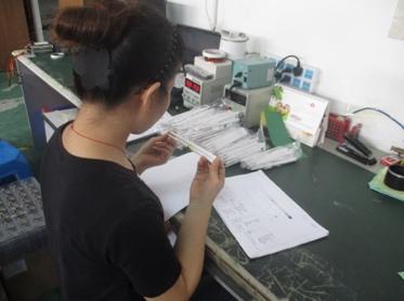 IQC Inspecting