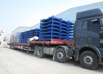 Loading Picture for Steel Pallet B