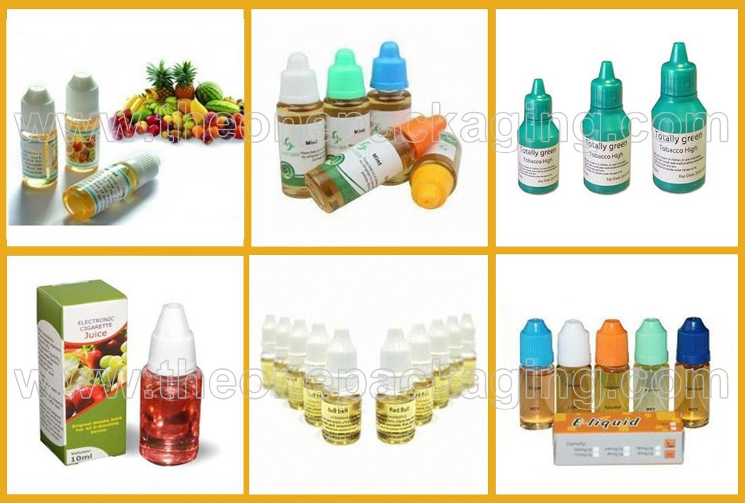 E-liquid Filling Machine
