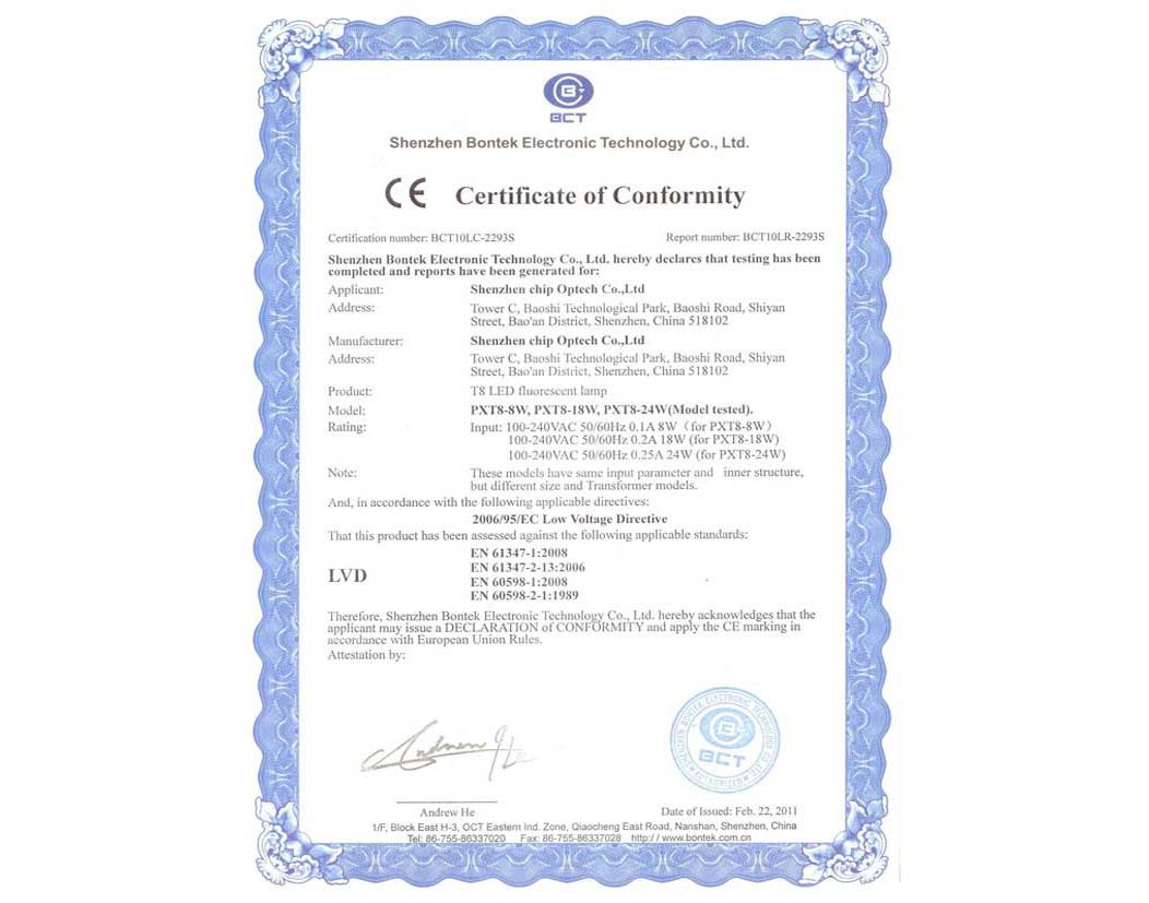 CE Certification-6