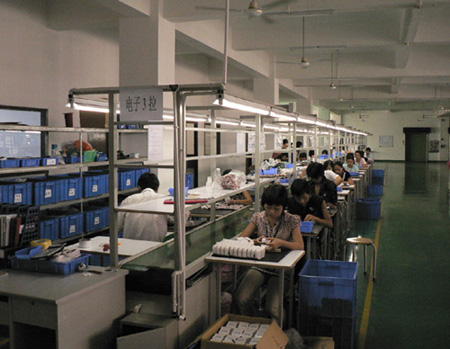 Production Line Shenzhen Contin Medical Device Co Ltd