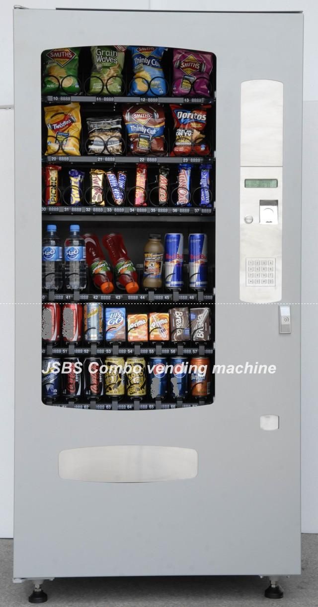 Supply Quality Combo Vending Machine Vcm4000a