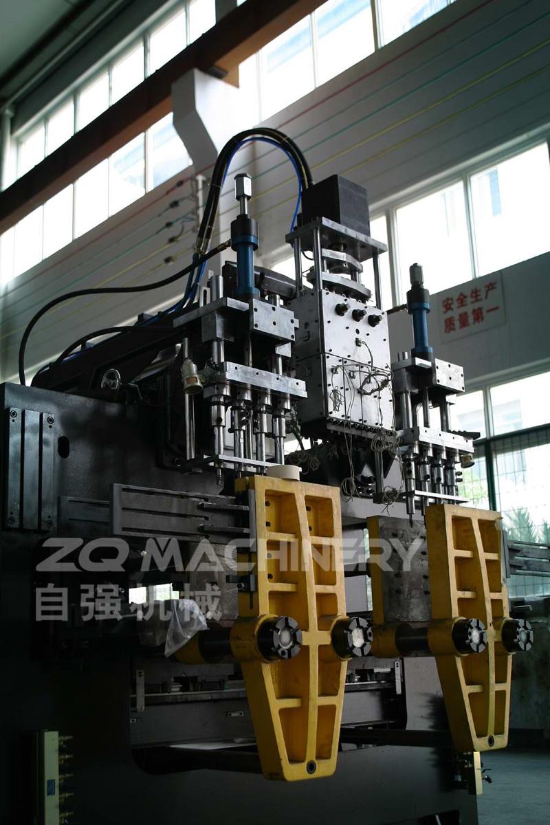 Extrusion Blow Molding Machine,Workshop02. ZQ Machinery