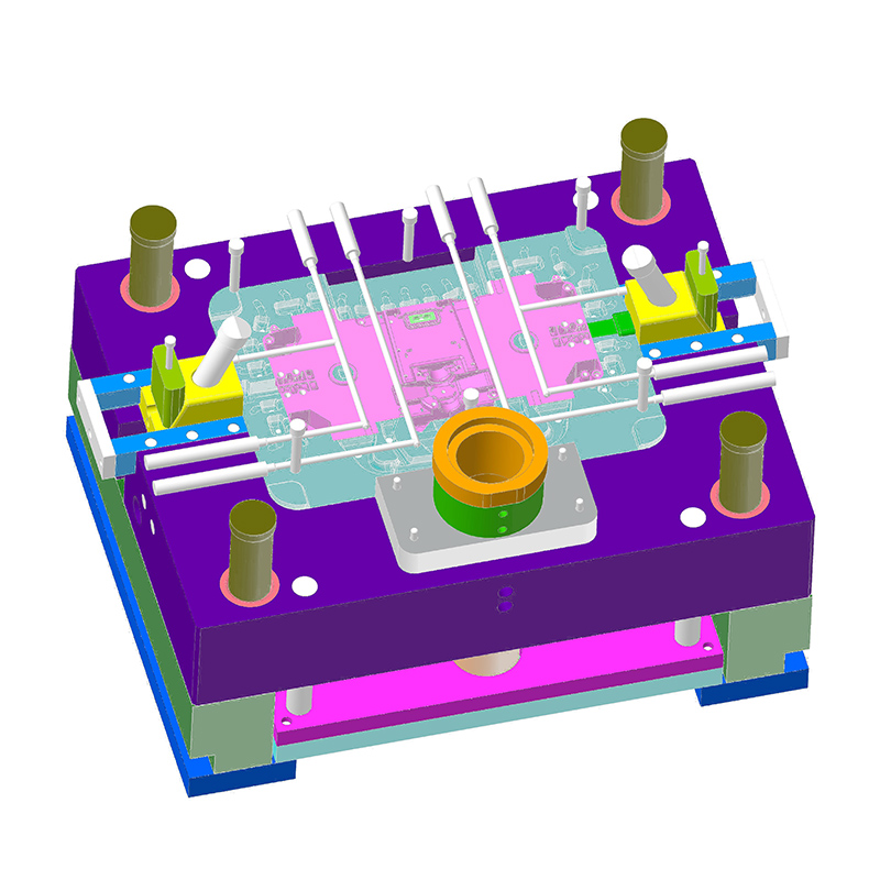 Tooling design for casting parts