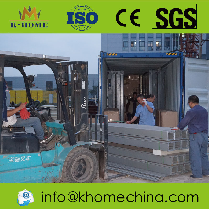 packing And Shipping Of Container House To Iceland03