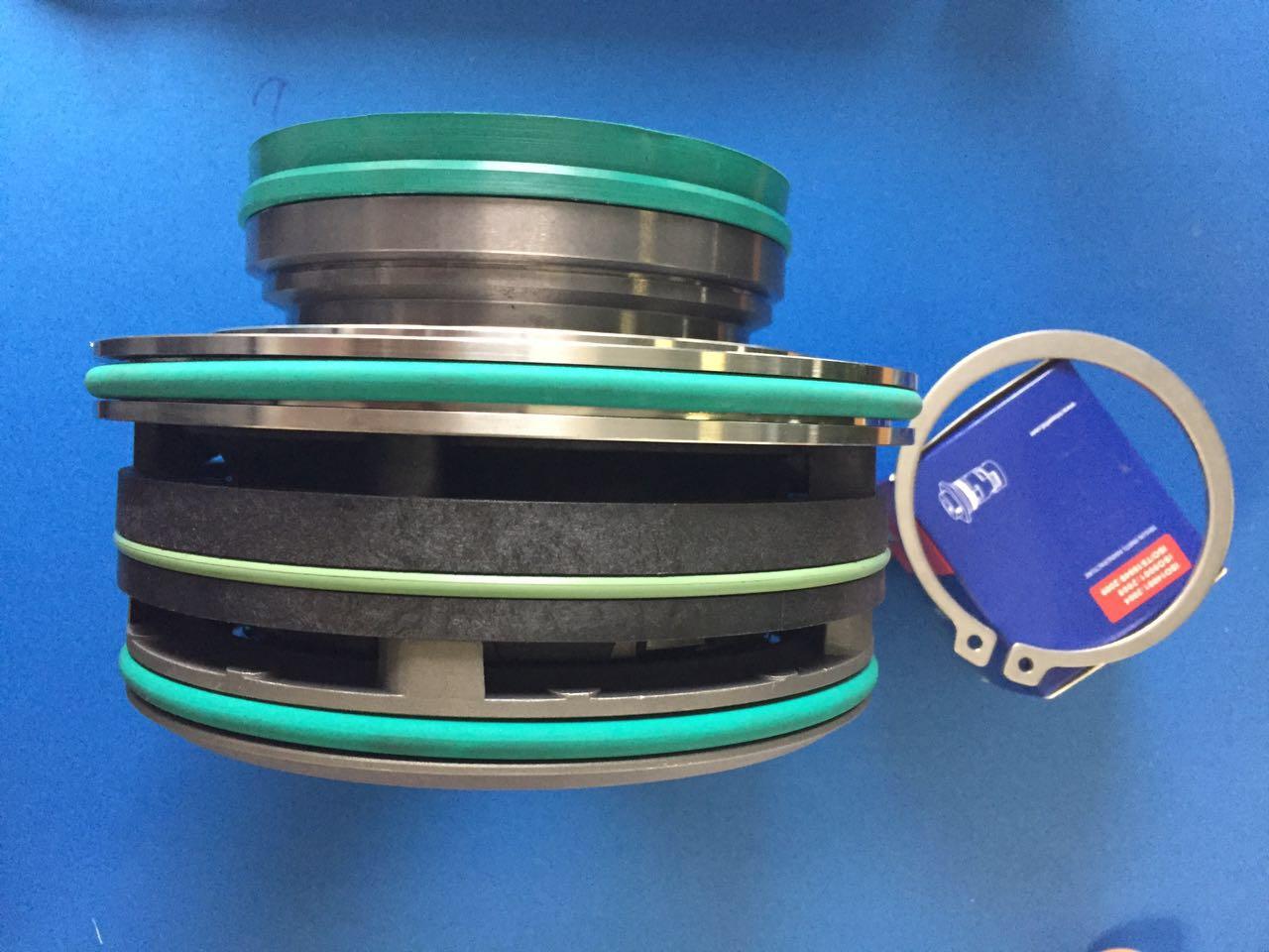 Flygt pump seals, mechanical seal, metal bellow seal