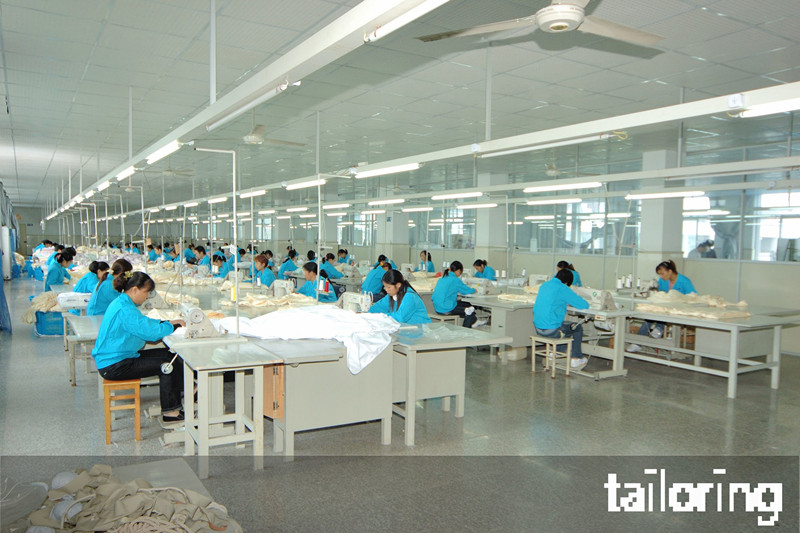 Hangzhou Yintex Co.,Ltd - Worker