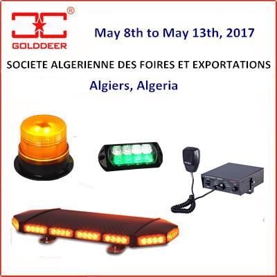 SOCIETE ALGERIENNE DES FOIRES ET EXPORTATIONS 2017