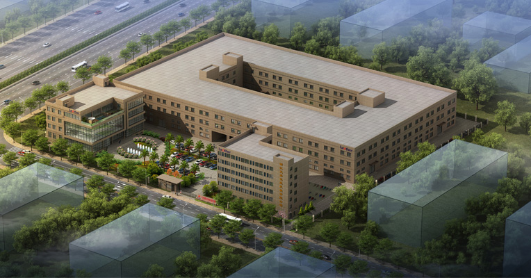The new factory will be built in Longwan Airport