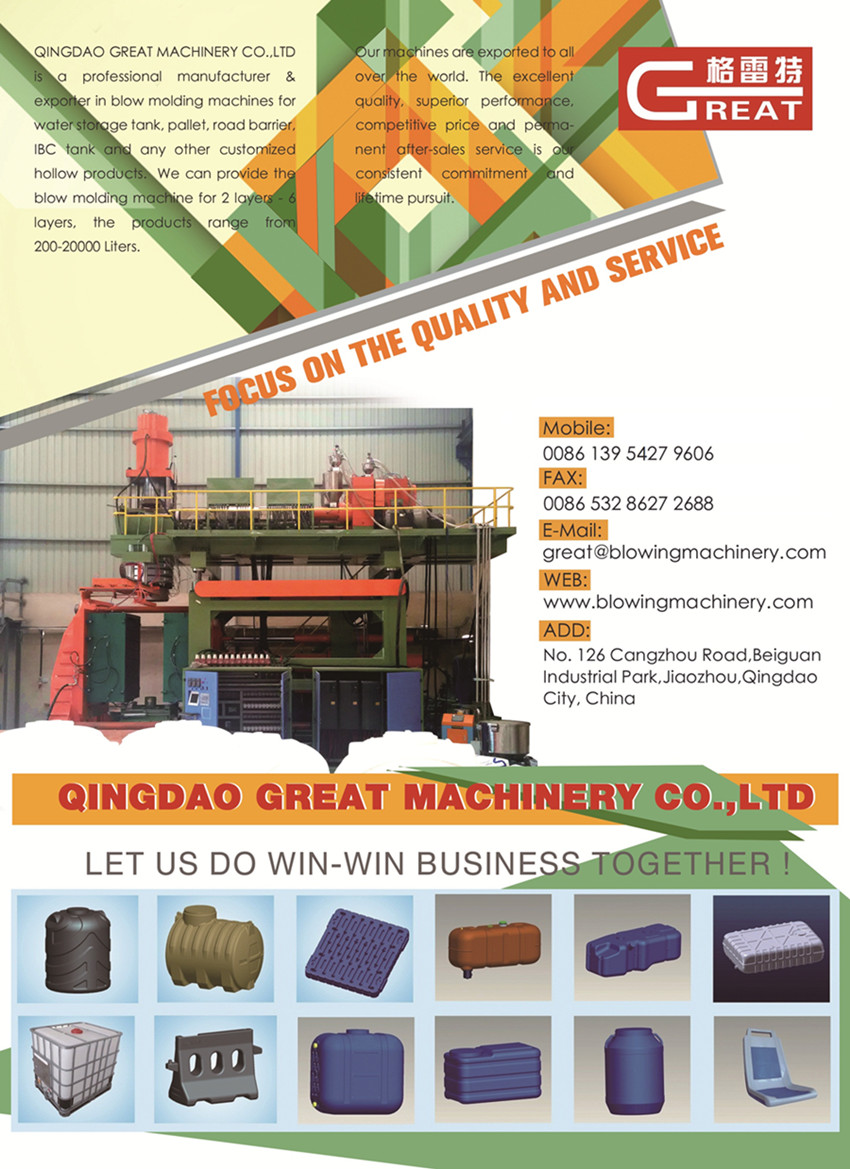 Qingdao Great Machinery Company